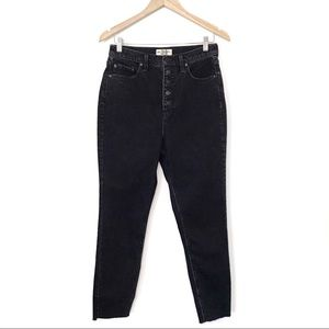 NWOT Free People Mardi Hi-Rise Button Fly Jeans 29